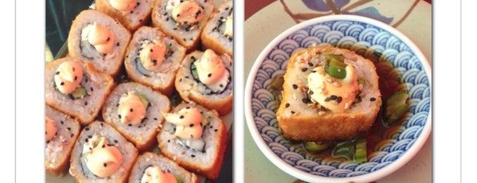 Sushi Hibachi is one of Comida japonesa y más.
