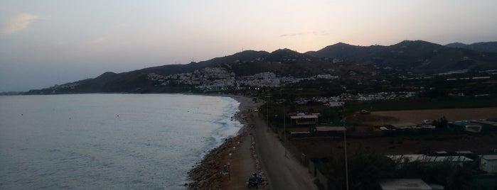 Playa El Playazo is one of Nerja.