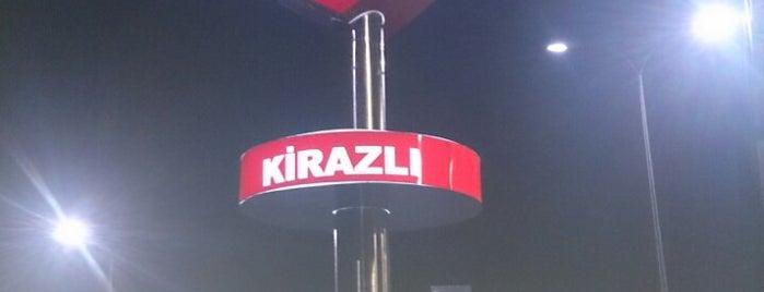 Kirazlı Metro İstasyonu is one of Locais curtidos por Furkan.