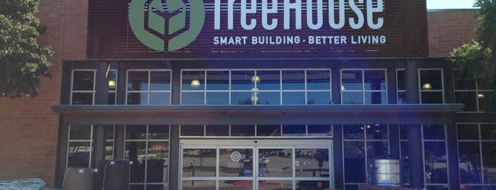 TreeHouse is one of Give 5% To Mother Earth - Austin.