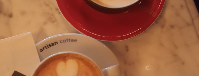 Brew Coffee Works is one of สถานที่ที่ Zeynep ถูกใจ.