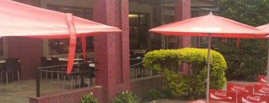 Mirasoles Resto Bar is one of Tempat yang Disukai Nat.