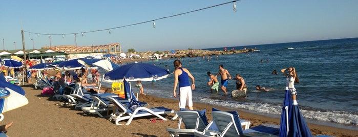 Omi Beach is one of Antalya.