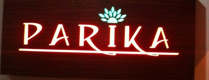 Parika is one of Prashanthさんの保存済みスポット.
