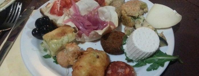 La Degusteria is one of Posti dove ho mangiato bene.