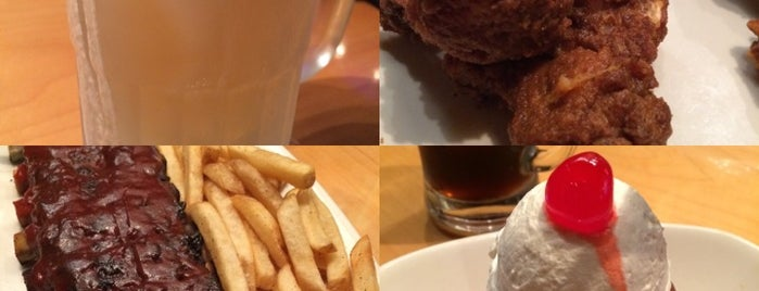 Outback Steakhouse is one of Dade 님이 좋아한 장소.