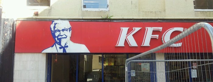 KFC is one of Lieux qui ont plu à Carl.