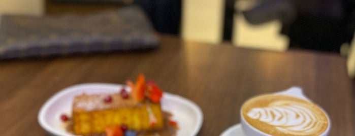 Latteria Cafe is one of ابها البهيه.