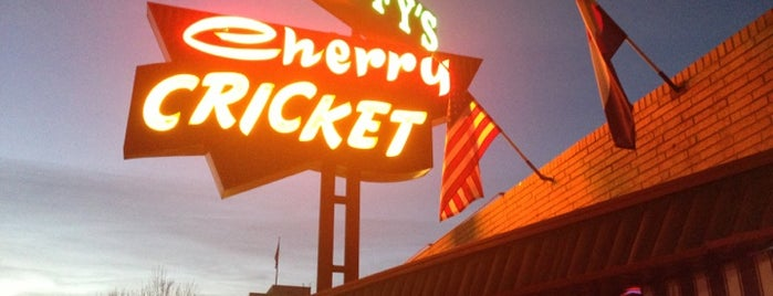 The Cherry Cricket is one of Denver.