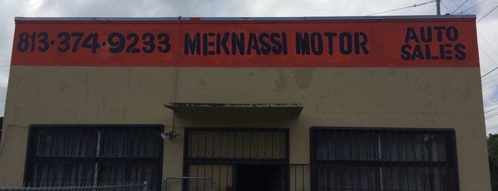 Meknassi  Motor Auto Sales is one of Orte, die Bayana gefallen.