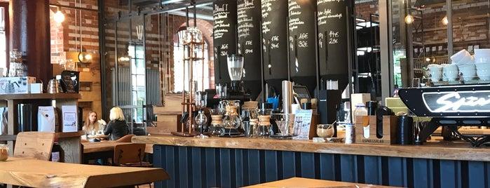 Espressolab is one of Orte, die Natalia gefallen.