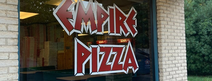 Empire Pizza is one of You Wanna Pizza Me?.