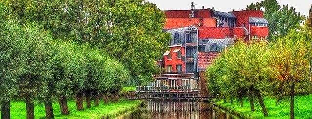 Volendam is one of Amsterdam.