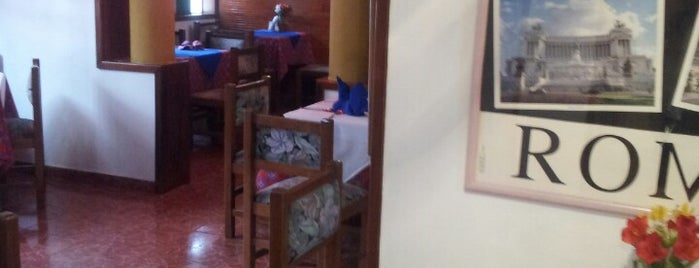 Trattoria Da Paolo is one of Restaurantes visitados.