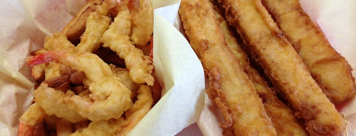 H.S. Fish & Chips is one of Contra Costa to try.