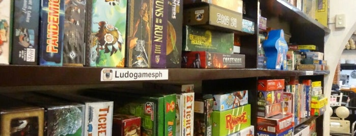 LUDO BoardGame Bar & Cafe is one of Board Game Cafes.