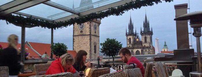 Terasa U Prince is one of Long weekend in Prague.