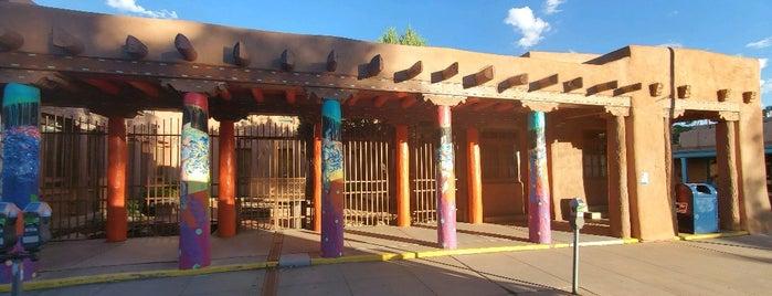 Downtown Santa Fe is one of Posti che sono piaciuti a Rick.