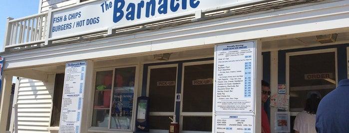The Barnacle is one of Posti che sono piaciuti a Jon.