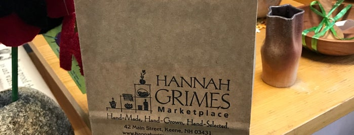 Hannah Grimes Marketplace is one of Locais curtidos por Seton.