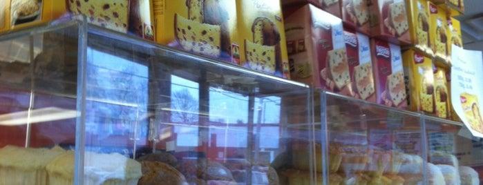 Pao Brazil Bakery, Inc is one of สถานที่ที่บันทึกไว้ของ Maya.