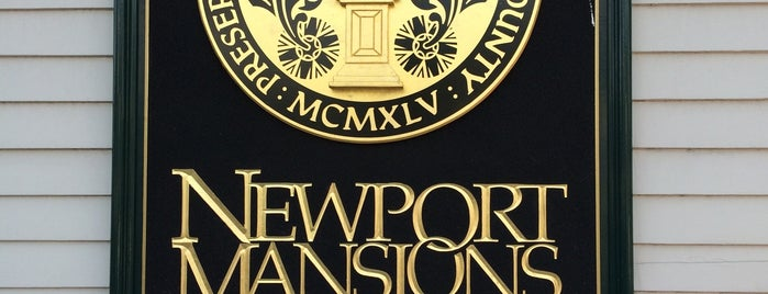 Newport Mansions Store at Bannister's Wharf is one of NEWPORT.