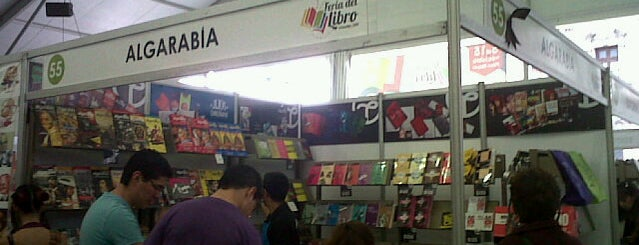 Feria del libro is one of Lugares por ir.