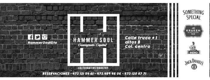 Hammer Soul Guanajuato is one of Chantal : понравившиеся места.