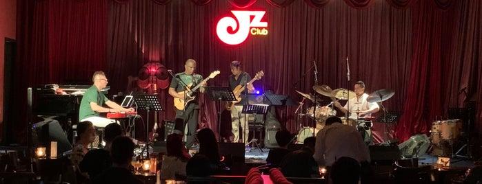 JZ Club Found 158 is one of Shanghai Jazz.