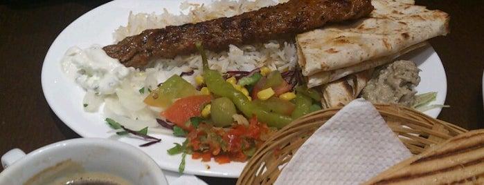 Kilim is one of Kebab, shawarma, döner, etc....
