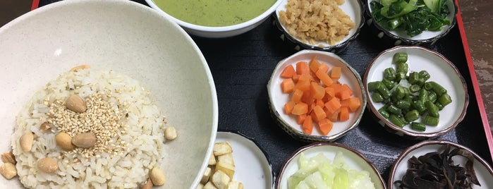 Seed Natural Food Cafe is one of Penang | Eats.
