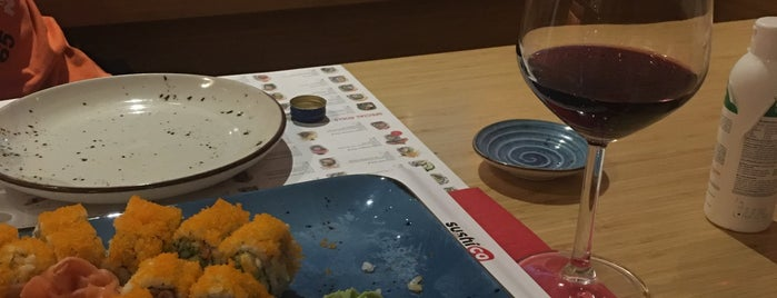 SushiCo is one of Bir Gurmenin Seyir Defteri.