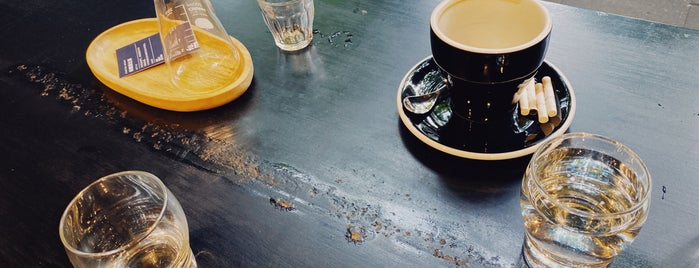 FUMI Coffee is one of SHANGHAI.