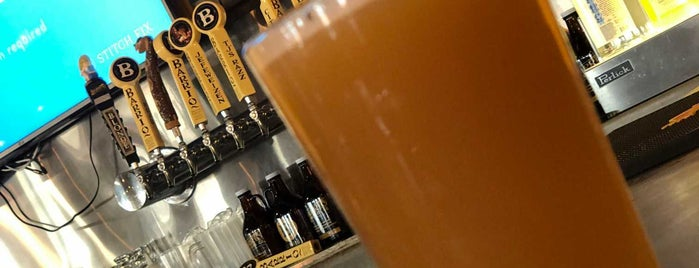 Barrio Brewing Co. is one of Wishlist: Breweries/Bars/Pubs.