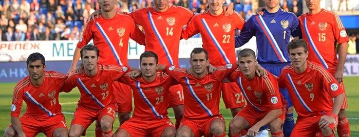 ЧМ мира по футболу is one of Lieux qui ont plu à Andrey.