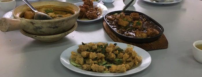 Restoran Wai Kwan is one of Lugares favoritos de See Lok.