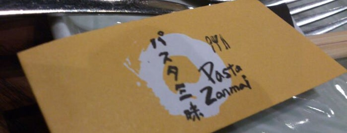Pasta Zanmai is one of Petaling Jaya.