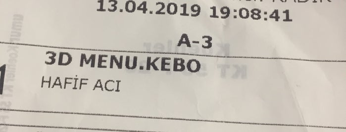 Kebo is one of Lieux qui ont plu à Umut.