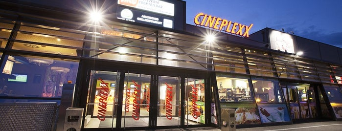 Cineplexx Mattersburg is one of Cineplexx Österreich.