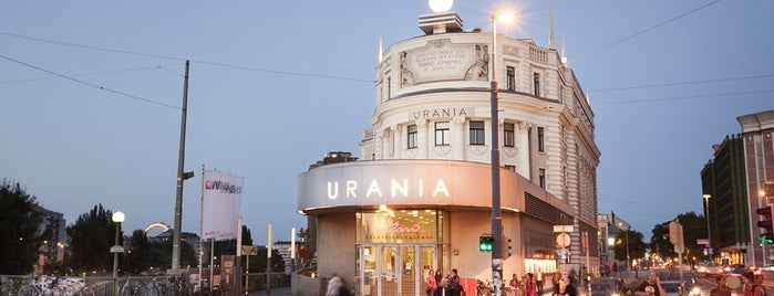 Urania Kino is one of SO.