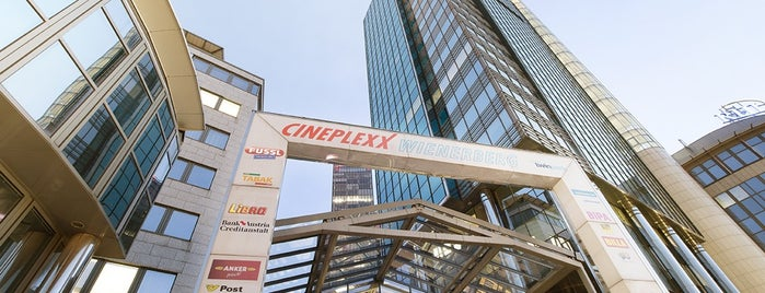 Cineplexx Wienerberg is one of Cineplexx Österreich.