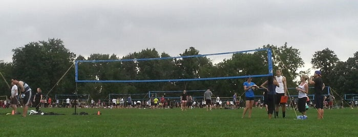 Wash Park Volleyball is one of Denver Activities.