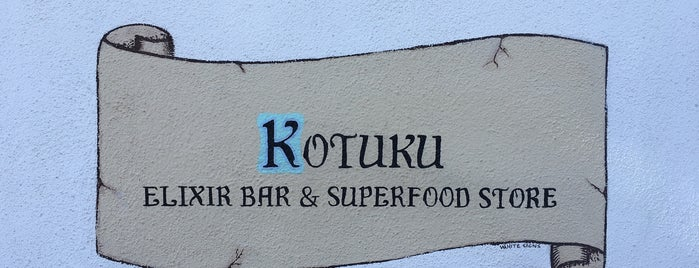 Kotuku is one of Santa Barbara.