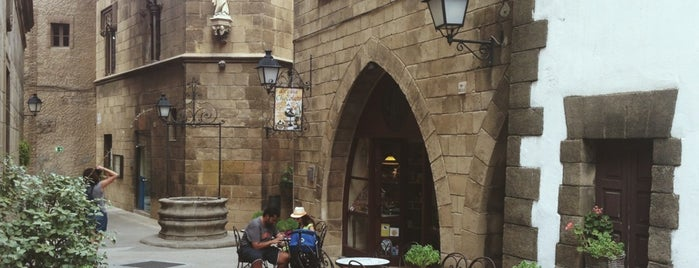 Poble Espanyol is one of To-do Barcelona.