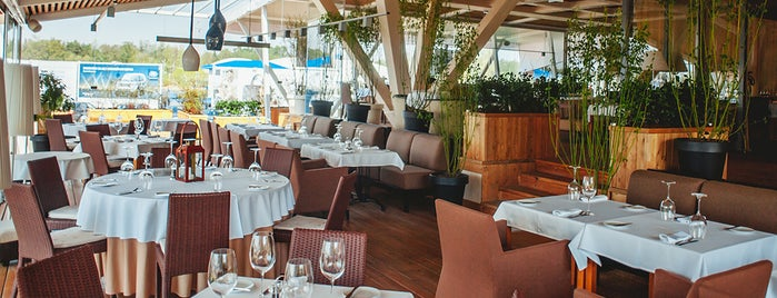 More. Yachts & Seafood is one of RestoUp Top (1200 - 2500 руб), СПб.