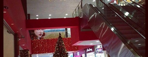 ТРЦ «Авентура» is one of TOP-100: Торговые центры Москвы.