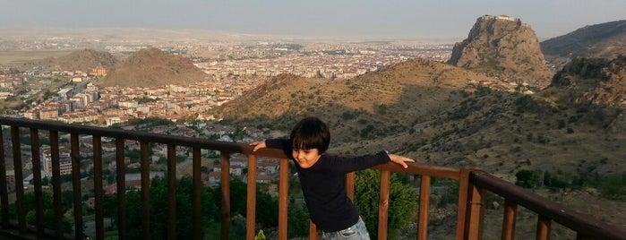 Kocatepe Parkı is one of ..