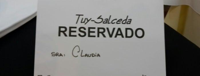 Tuy Salceda is one of Comer.