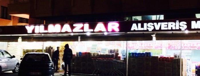 Yılmazlar Alışveriş Merkezi is one of Orte, die 🍀Ahmet gefallen.