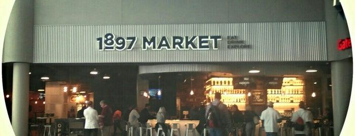 1897 Market is one of Crystal : понравившиеся места.